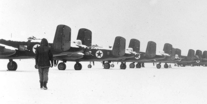 The B-25 Mitchell in the USSR