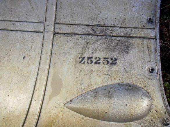 Hawker Hurricane IIB 'Trop' Z5252
