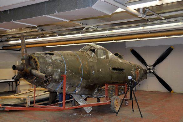 P39Q Airacobra